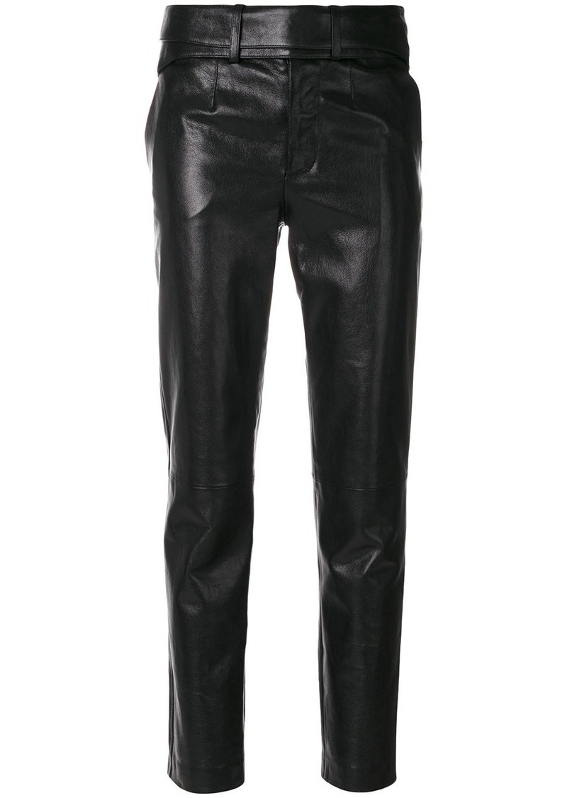 biker skinny trousers - Black Saint Laurent Q7yic1v
