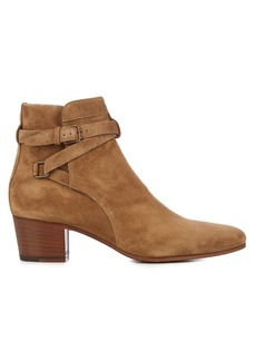 Saint Laurent Blake suede ankle boots