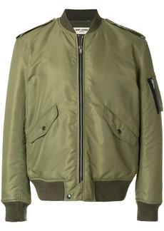 Yves Saint Laurent bomber jacket
