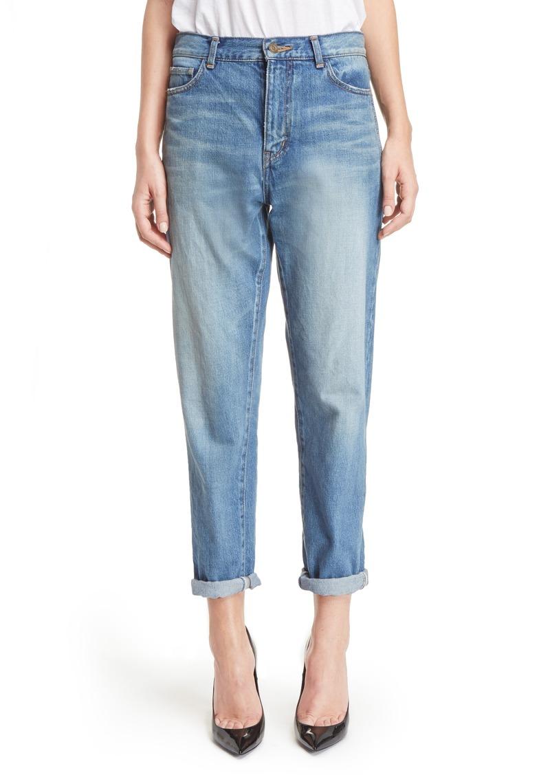 5a630cb4a9f On Sale today! Saint Laurent Saint Laurent Boyfriend Jeans (Vintage)