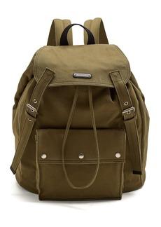 Yves Saint Laurent Saint Laurent Canvas backpack