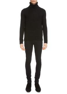 Yves Saint Laurent Saint Laurent Cashmere Turtleneck Sweater