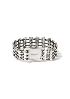 Yves Saint Laurent Saint Laurent Chunky box-chain bracelet