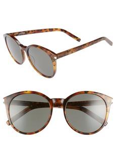 Saint Laurent 'Classic' 54mm Sunglasses