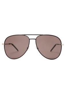 Saint Laurent Classic aviator-style sunglasses