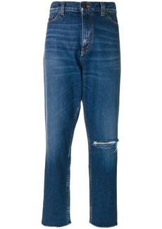 Yves Saint Laurent Saint Laurent classic boyfriend jeans - Unavailable
