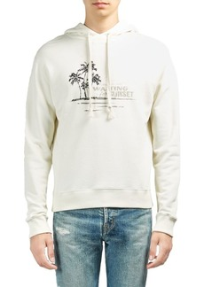 Yves Saint Laurent Classic Cotton Hoodie