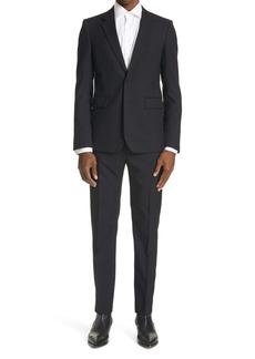 Yves Saint Laurent Saint Laurent Classic Fit Wool Suit