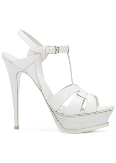 Yves Saint Laurent Saint Laurent Classic Tribute 105 sandals - White