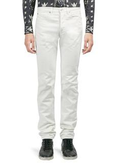 Yves Saint Laurent Cotton Skinny Fit Jeans