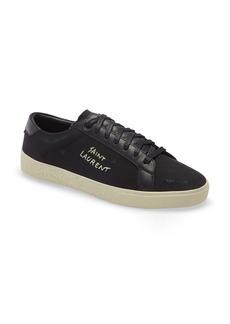Yves Saint Laurent Saint Laurent Court Classic SL/06 Low Top Sneaker (Men)