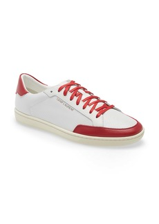 Yves Saint Laurent Saint Laurent Court Classic SL/10 Low Top Sneaker (Men)