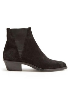 Yves Saint Laurent Saint Laurent Dakota suede chelsea boots