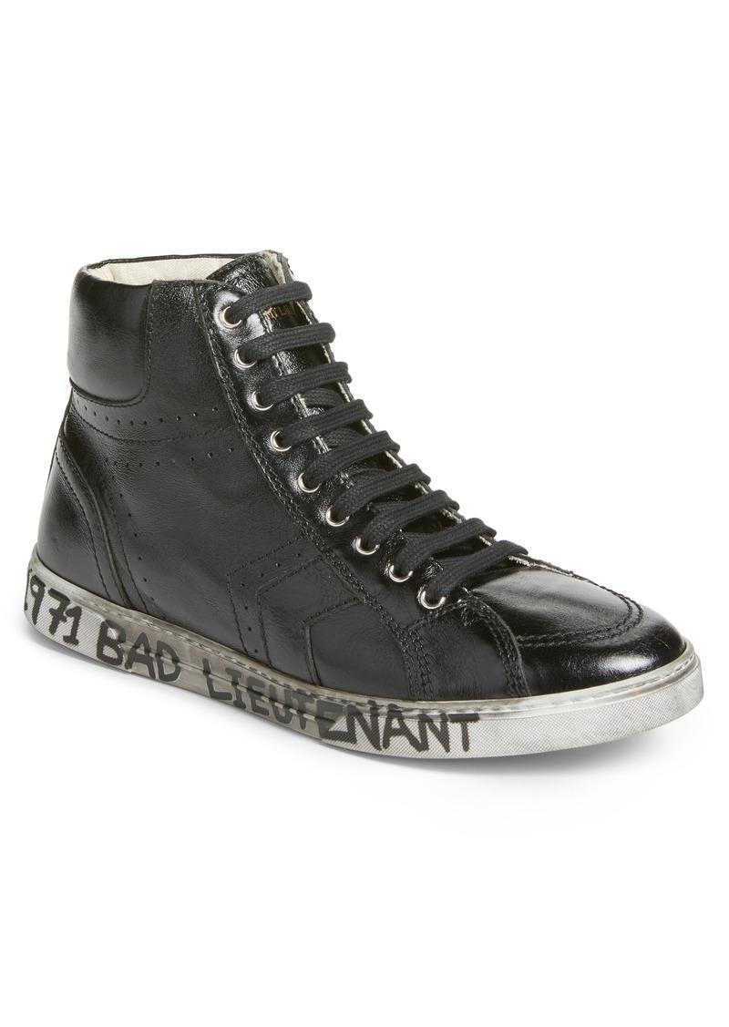 men Sneaker Shoes Distressed Laurent Yves Saint USBUP