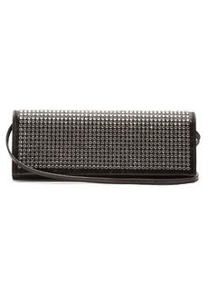 Yves Saint Laurent Saint Laurent Embellished crystal clutch-bag