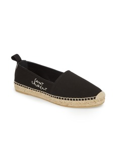 Saint Laurent Espadrille (Women)