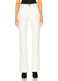 Yves Saint Laurent Saint Laurent Flare Jeans