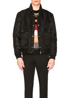 Yves Saint Laurent Saint Laurent Front Button Closure Jacket