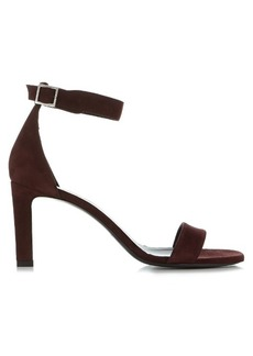 Saint Laurent Grace suede sandals