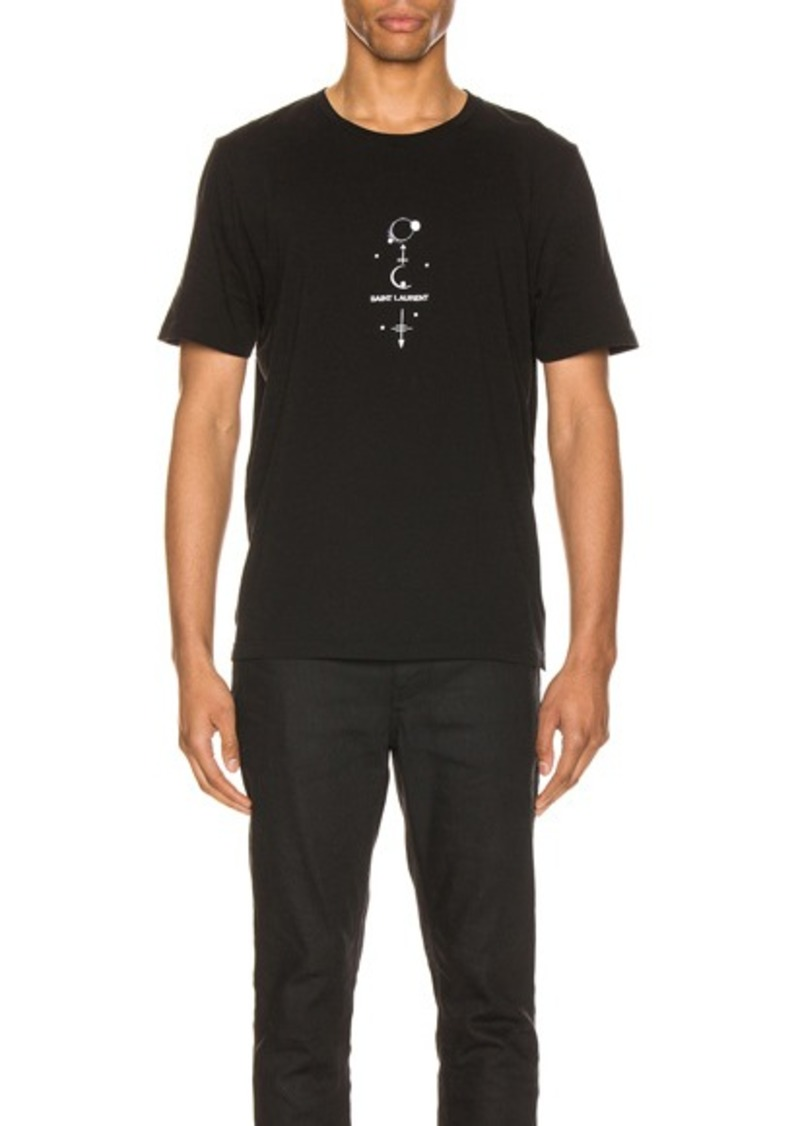 Yves Saint Laurent Saint Laurent Graphic Tee