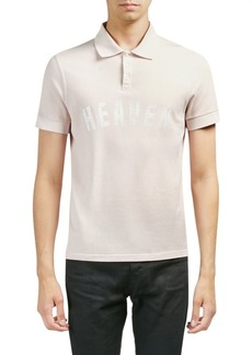 Yves Saint Laurent Heaven Cotton Polo