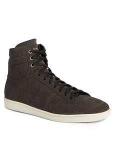 Yves Saint Laurent Saint Laurent High Top Sneaker (Men)