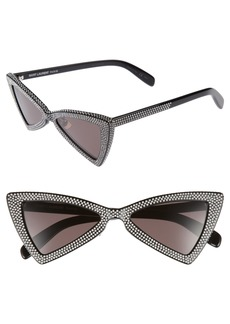 Saint Laurent Jerry 53mm Sunglasses