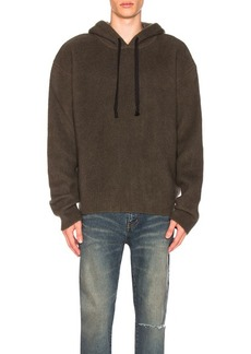 Yves Saint Laurent Saint Laurent Knit Hoodie
