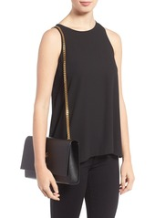 cf66e7b1592e Saint Laurent Saint Laurent Large Kate Monogram Leather Shoulder Bag ...