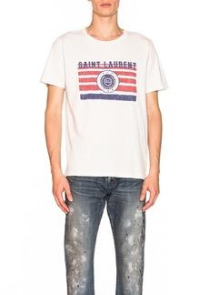 Yves Saint Laurent Saint Laurent League Tee