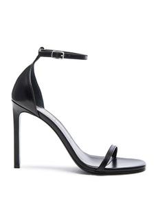 Saint Laurent Leather Jane Sandals