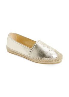 Yves Saint Laurent Saint Laurent Logo Espadrille (Women)