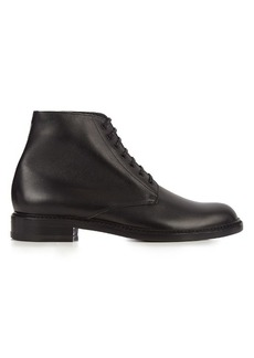 Saint Laurent Lolita leather ankle boots