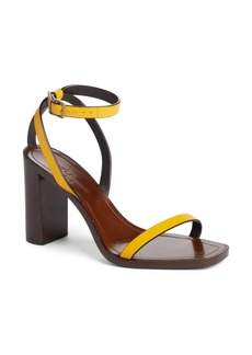 Yves Saint Laurent Saint Laurent Loulou Ankle Strap Sandal (Women)