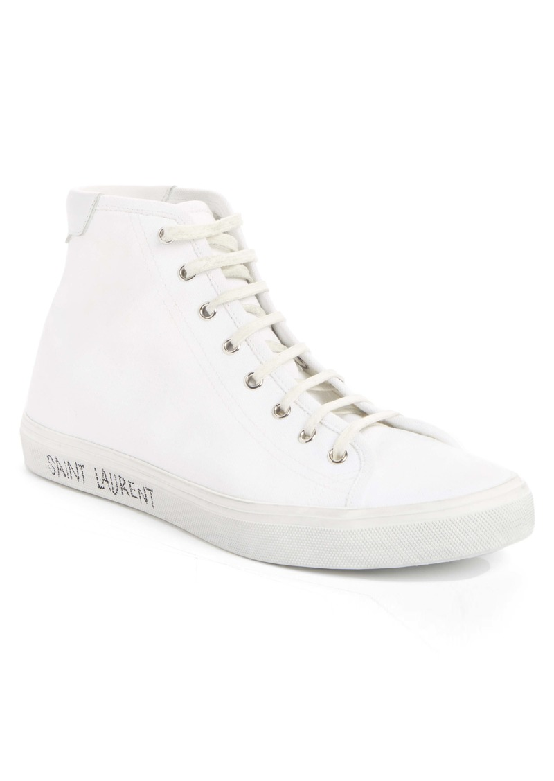 Yves Saint Laurent Saint Laurent Malibu Sneaker (Men)