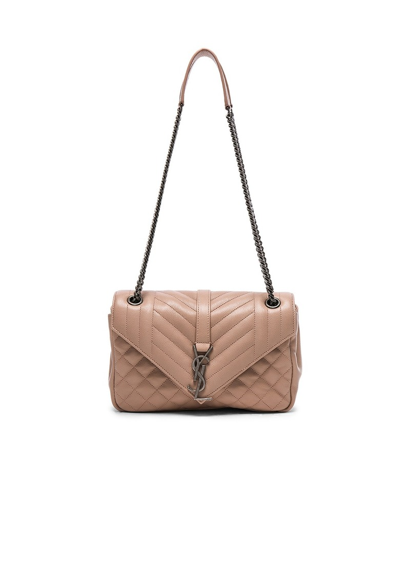 d0723fcb6904 Saint Laurent Saint Laurent Medium Envelope Chain Bag