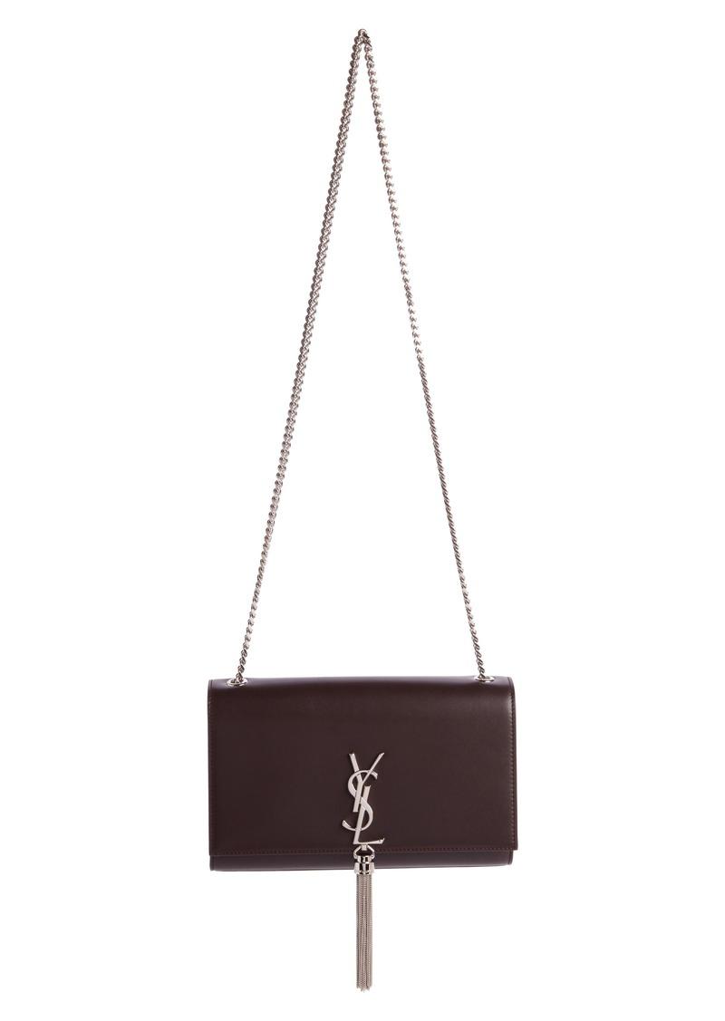 fd1c4b74b6ee Saint Laurent Saint Laurent Medium Kate - Tassel Calfskin Leather ...