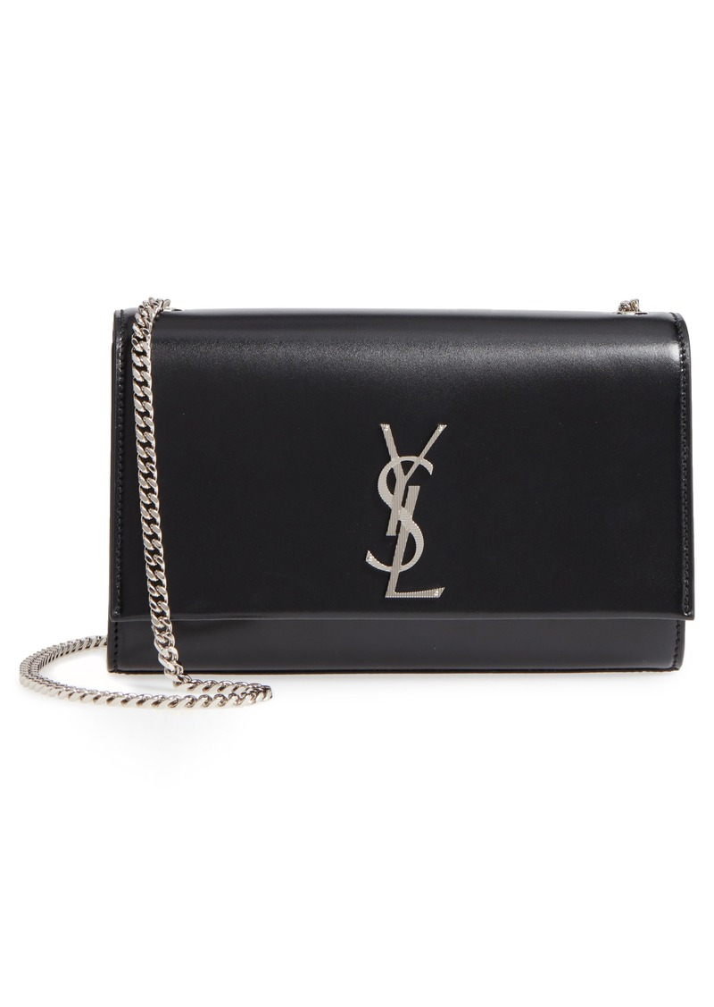 Saint Laurent Saint Laurent Medium Kate Calfskin Leather Crossbody ... d2f1ba0f9b98d