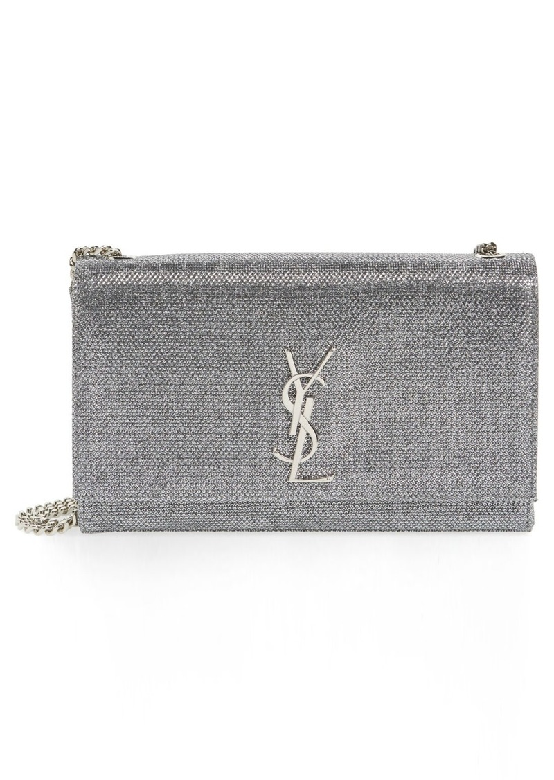 8f9a828121a9 Saint Laurent Saint Laurent Medium Kate Metallic Shoulder Bag