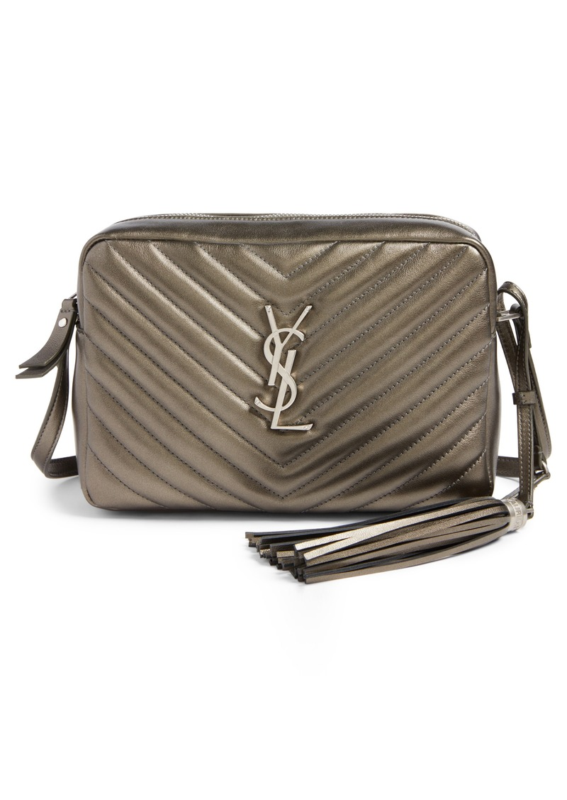 Ysl Lou Camera Bag Quilted Leather Jaguar Clubs Of North