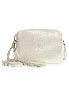 Saint Laurent Medium Lou Leather Camera Bag