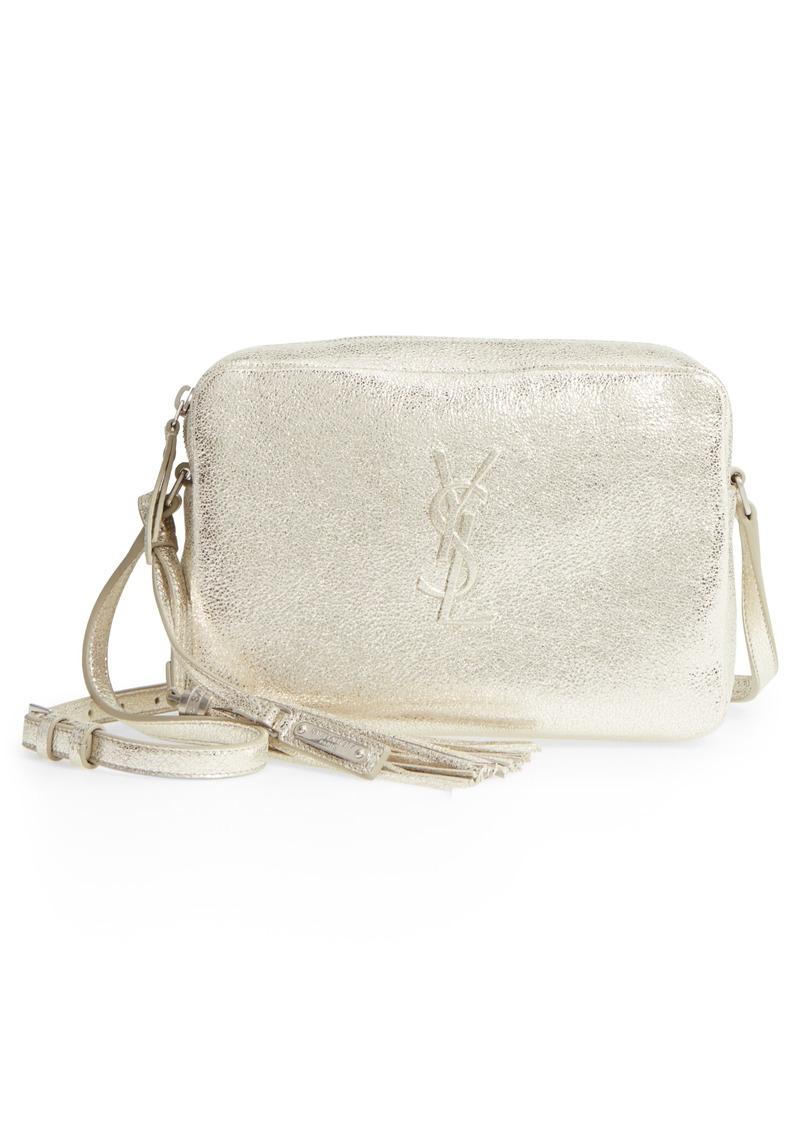 9eb08578fa5 Saint Laurent Saint Laurent Medium Lou Leather Camera Bag | Handbags