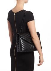 122edc81d22 Saint Laurent Saint Laurent Medium Loulou Matelassé Leather Shoulder ...