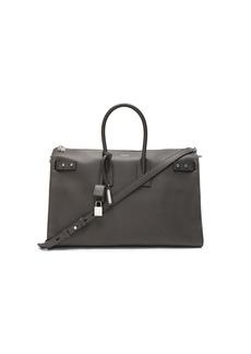 Yves Saint Laurent Saint Laurent Medium Supple Sac de Jour Duffel Bag