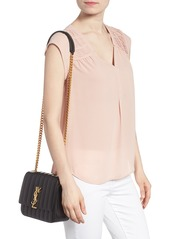 ce6bddd6998d51 Saint Laurent Medium Vicky Leather Crossbody Bag Saint Laurent Medium Vicky  Leather Crossbody Bag