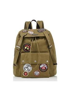 Yves Saint Laurent Saint Laurent Men's Army Backpack