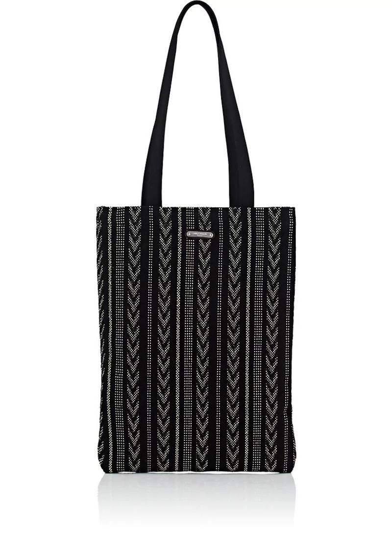 1c6657ab682 Yves Saint Laurent Saint Laurent Men's Canvas Tote Bag - Black | Bags