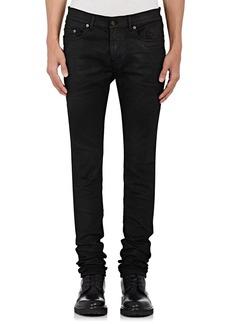 Yves Saint Laurent Saint Laurent Men's Coated Skinny Jeans
