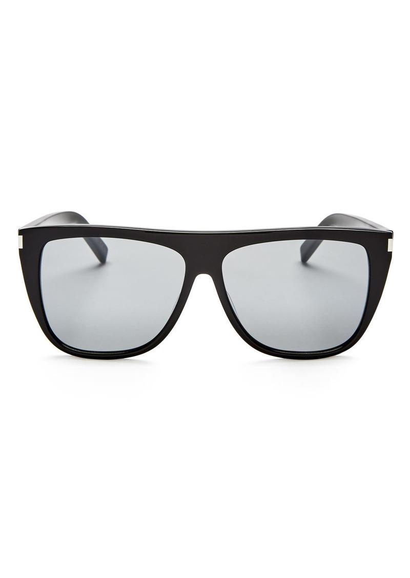 63dd776f13 Yves Saint Laurent Saint Laurent Men s Square Sunglasses