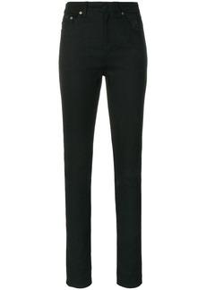 Saint Laurent mid waist tight slim fit jeans